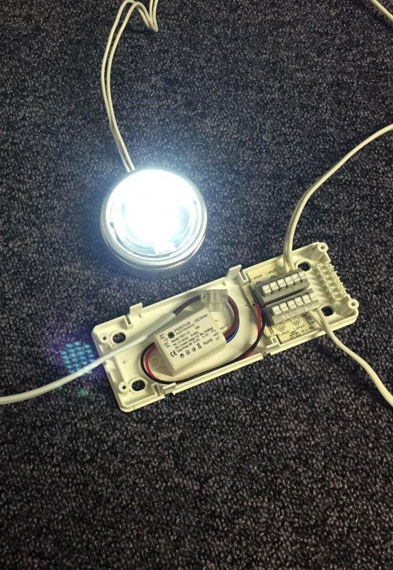 Grundtal LED Mod